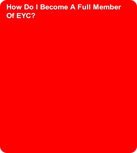 How Do I Become A Full Member
